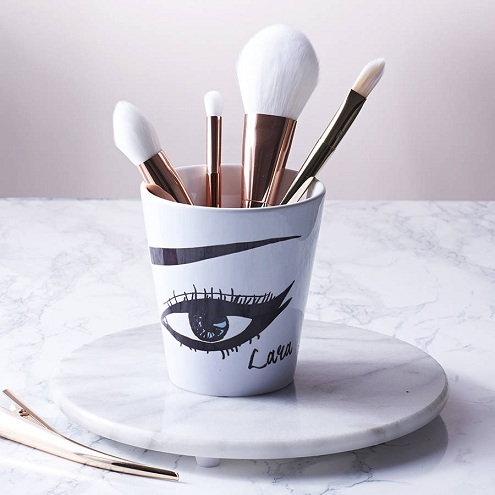 Makeup Brush Pot