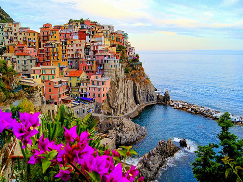 Italy Tourist Places