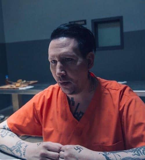 Marilyn Manson in Movie