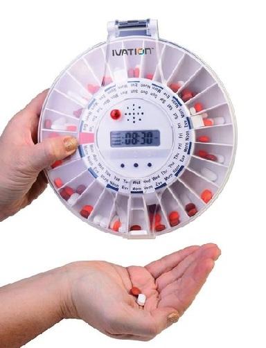 Medicine Pill Box