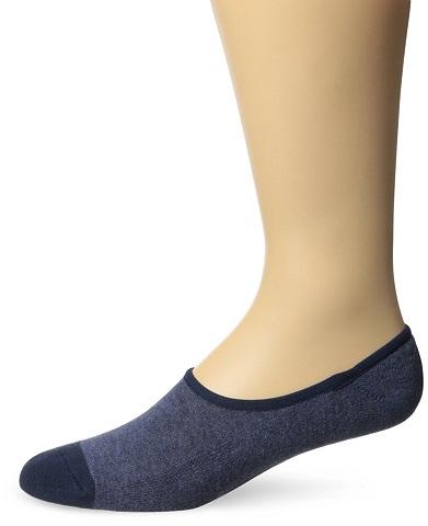 Men's Canvas Shoe Liner Sock