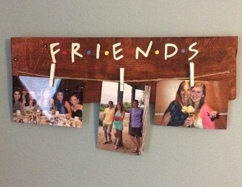 Mini Memory Wall Hanging