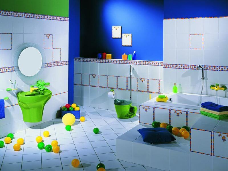 Modern Bathroom Decor Designs