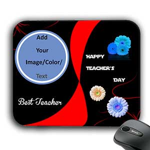 Mouse Pad Teacher's Day Gift