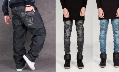 New Hip Hop Jeans Brands For Men and Women 2018