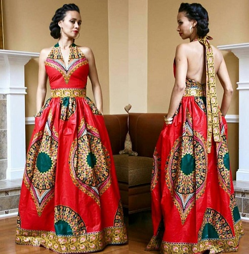 African Dresses - Latest Designs for Women in Fashion | Styles At Life