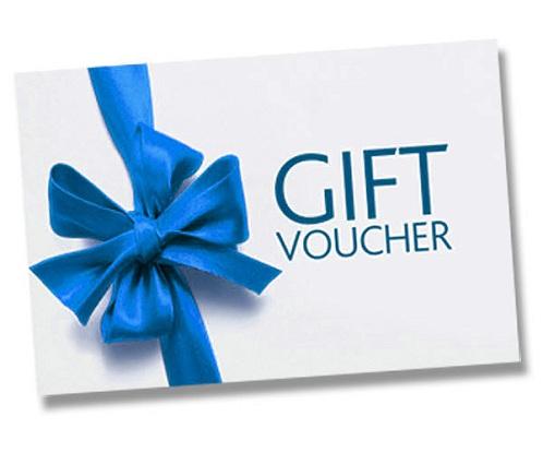Parlor Gift Vouchers