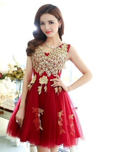 15 New And Beautiful Short Frocks For Ladies Styles At Life