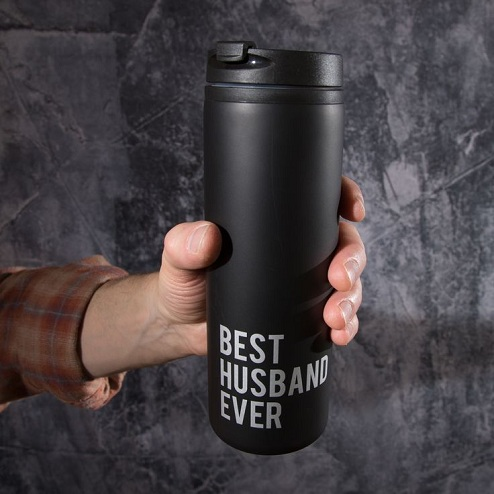 Personal Travel Coffee Flask
