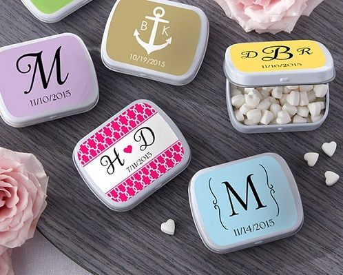 Personalized Mints Funny Gifts