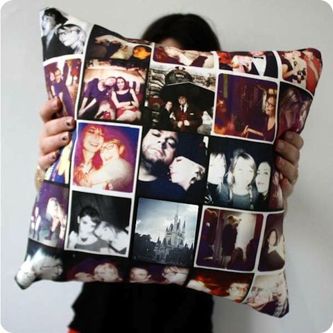 25 unique gifts for boyfriend that are really amazing styles at life this may be the best gift ideas for boyfriend as the pillows are useful and romantic the pillows are printed with a collage of pictures that you and your negle Gallery