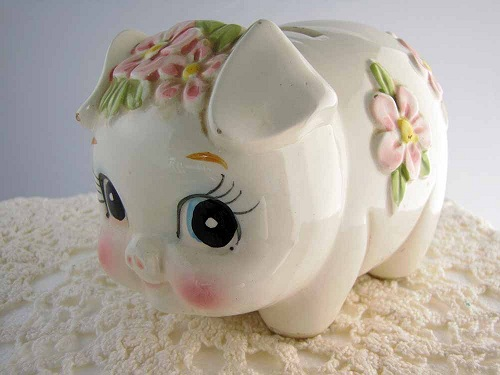 Piggy Bank for Her
