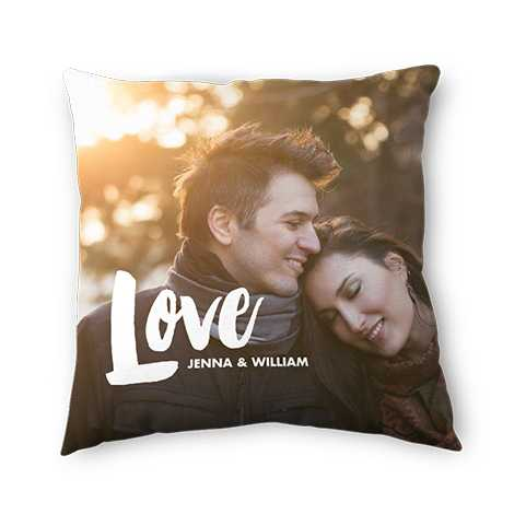 Pillow Photo Gift