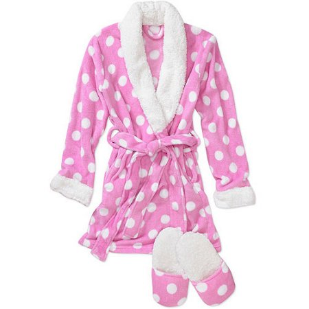 Plush Winter Robes for Valentine's Gift