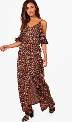 Printed Petite Dresses