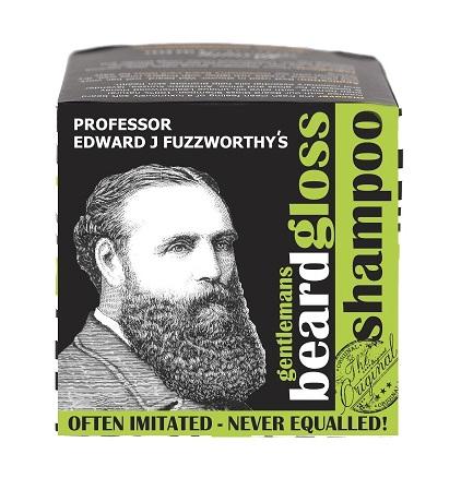Professor Fuzz worthy New Apple cider Tonic Beard Shampoo Bar