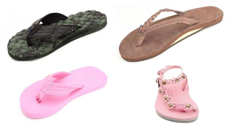 Best Rainbow Sandals