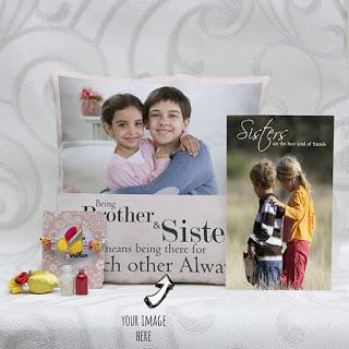 Rakhi Gifts for Baby Sister