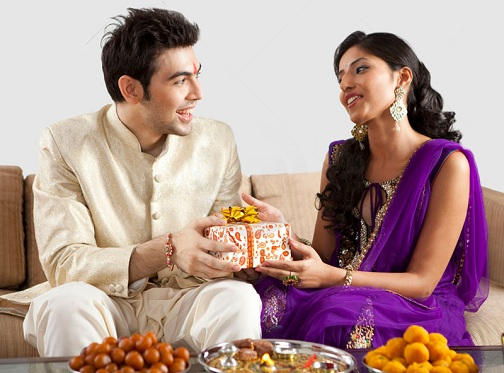 Rakhi Gifts for Married Brothers