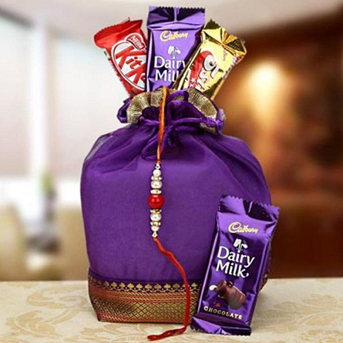 Rakhi Return Gifts for Sister