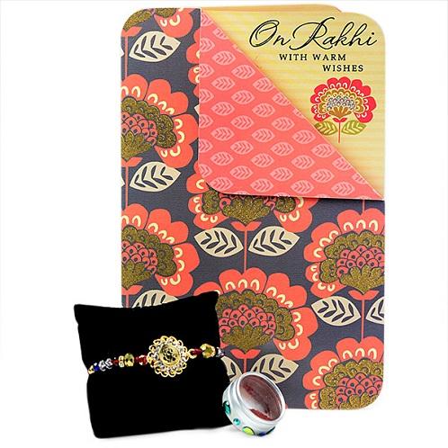 Rakhi Gift for Sister- Greeting Cards