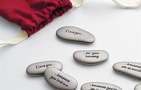 Reason Stones Valentine's Gift