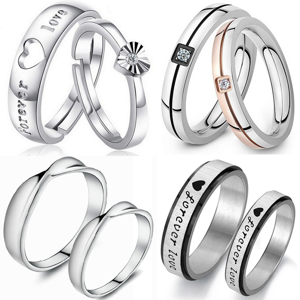 Couple Ring Sets