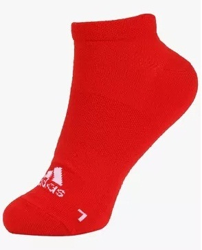 Running Socks Red