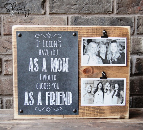 Self-Designed Photo Frame