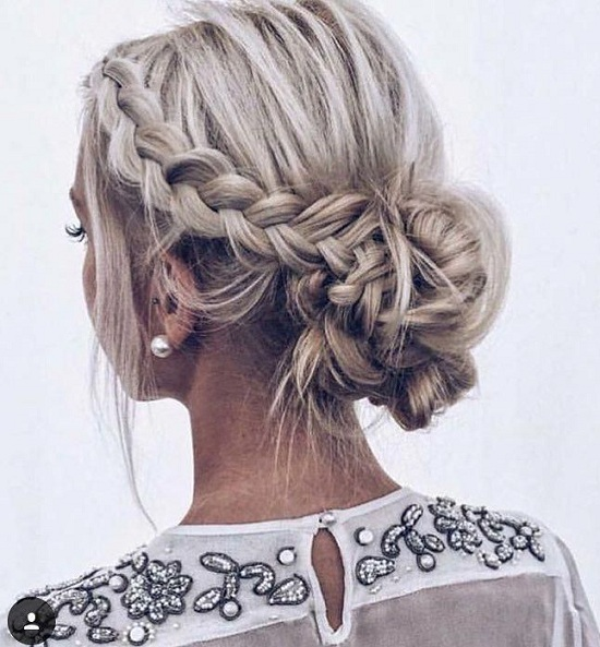 15 Easy Formal Hairstyles For Medium Hair To Try Out Styles At Life