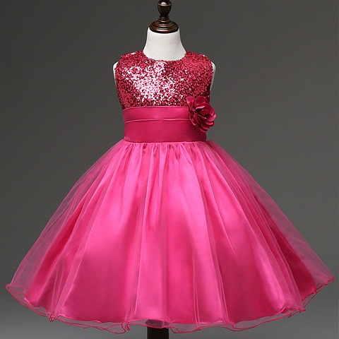 frocks for 7 years old girl