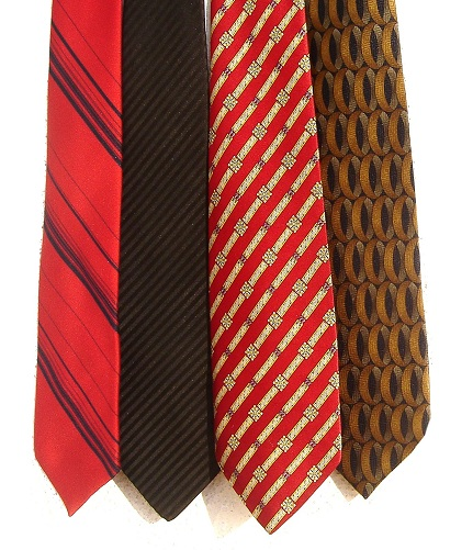 Set of Tie for College Student