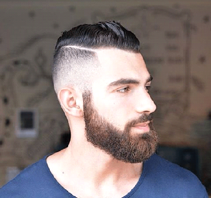 Short Full Beard