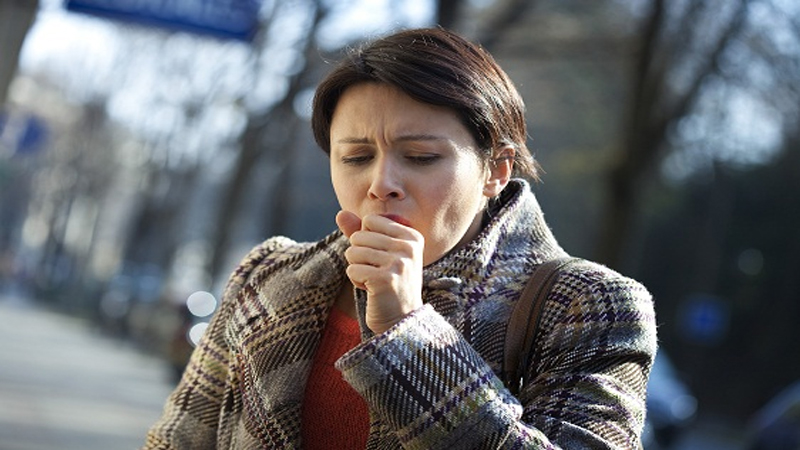 Dry Cough causes symptoms remedies