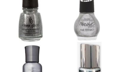 Silver Nail Polishes