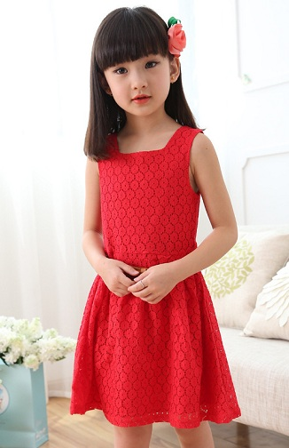 Designs for Girls Simple Dress