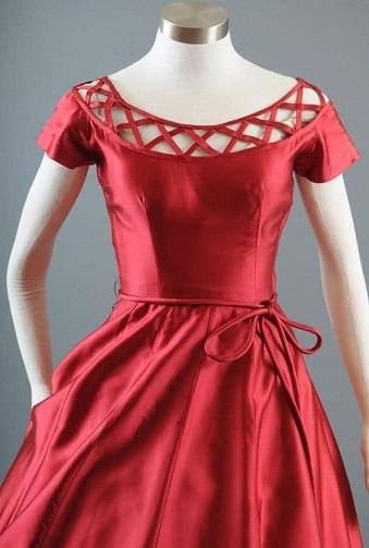 modern casual simple dress design
