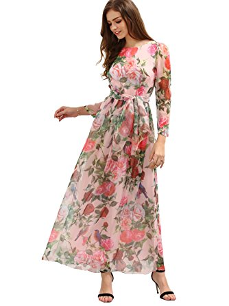 30a1759e771 The strong dresses are considered as maxi dresses. They look beautiful in  every design. The fluid comfortable style is quite pretty.