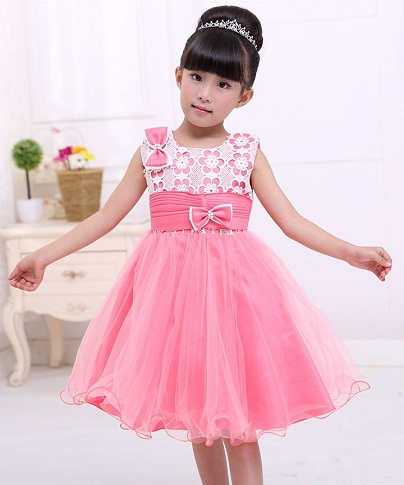 f2111f053 Child is more inclined towards colorful dresses that are short for both  formal and informal occasions, because they look cute and create a bubbly  and lively ...
