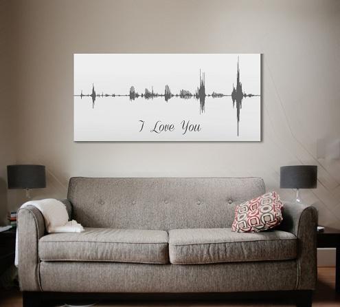 Sound Print Design for Her