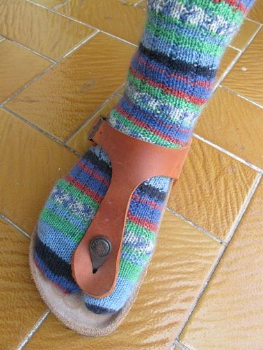 Split Toe Socks