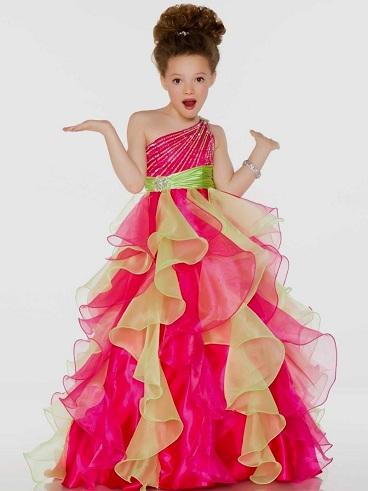 7b439514aee 15 Latest and Cute 10 Years Girl Dress Designs