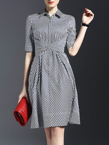 9 Latest Collar Frock Designs For Women Styles At Life