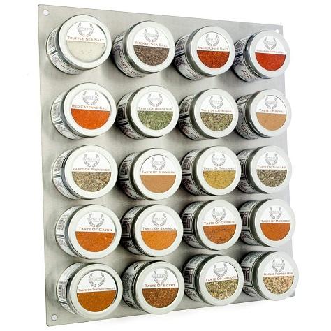 Stylish Spice Rack