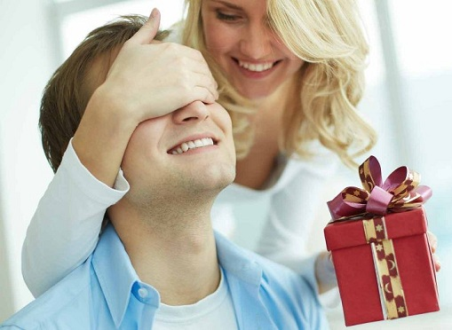 Surprising Gift for Husband