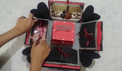 Surprising Gift for Parents