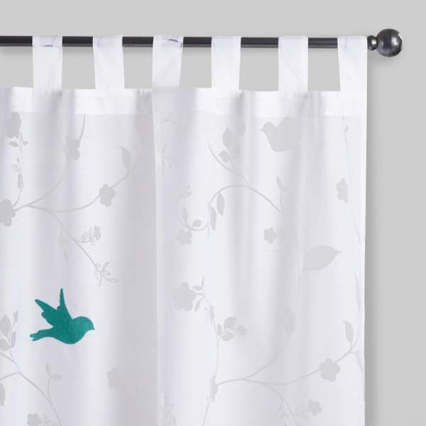 Tab Top Curtain Designs