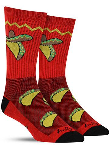 Taco Tuesday Socks for Men