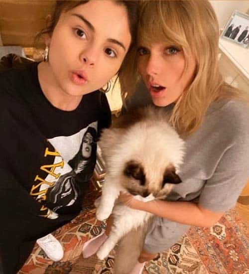 Taylor Swift without Makeup 4