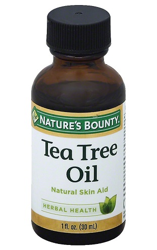 Tea Tree Oil to Treat Dandruff in Children